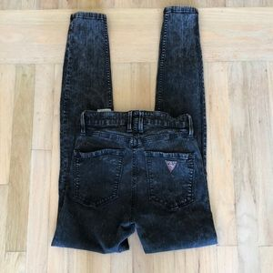 Guess 1981 Power Skinny High Waisted Jeans 26 👖